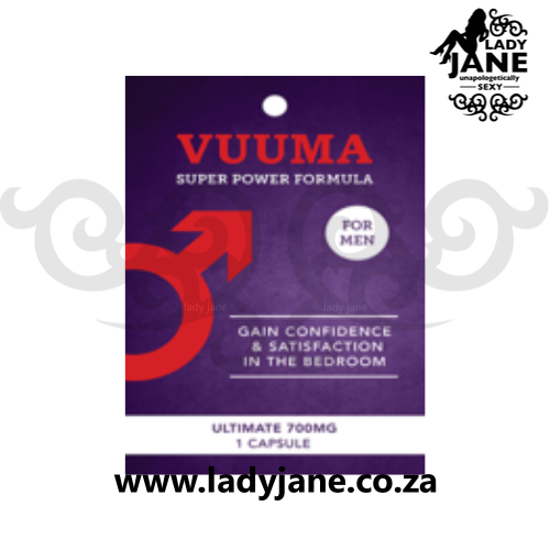 Pills for Men Vuuma 700mg Purple (1)