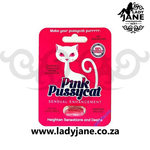 Pussycat Pink - 1 Female Pill