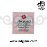 Sachet Clitoral Gel Sliquid O (5ml)