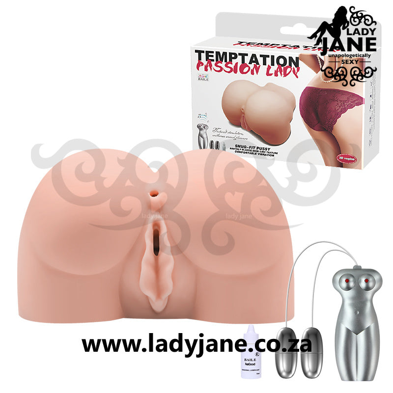 Masturbator Baile With Vibrator - Mini Bullets