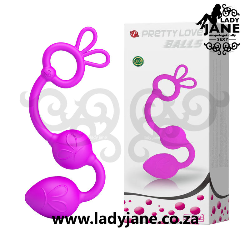 Kegel Balls Pretty Love Balls