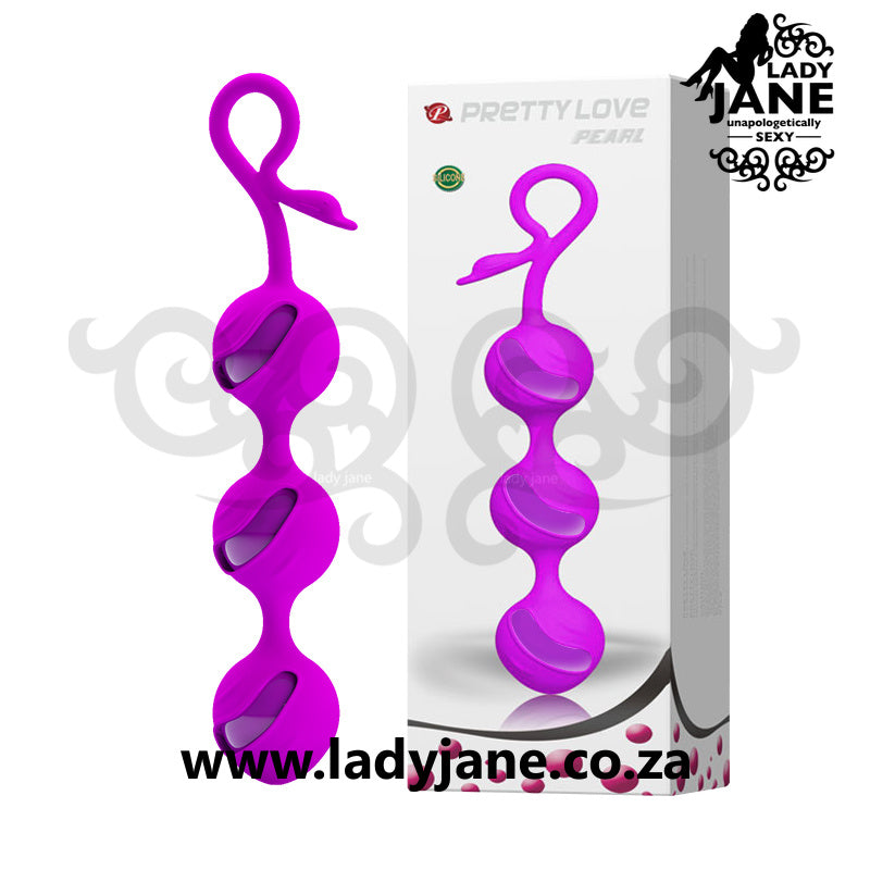 Kegel Balls Pretty Love Pearl