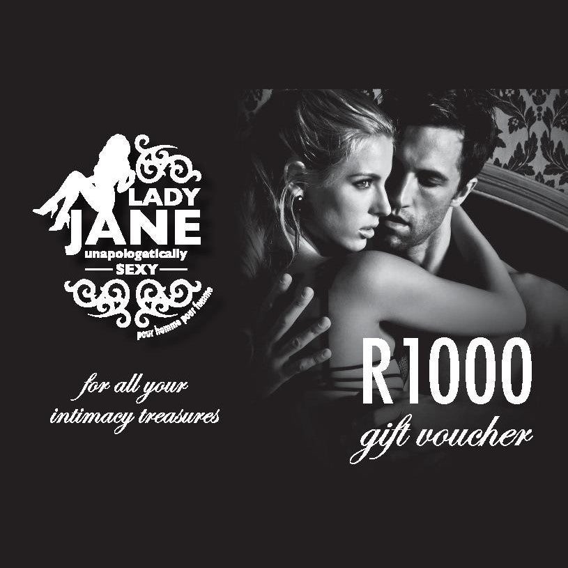 R1000 Lady Jane Gift Voucher