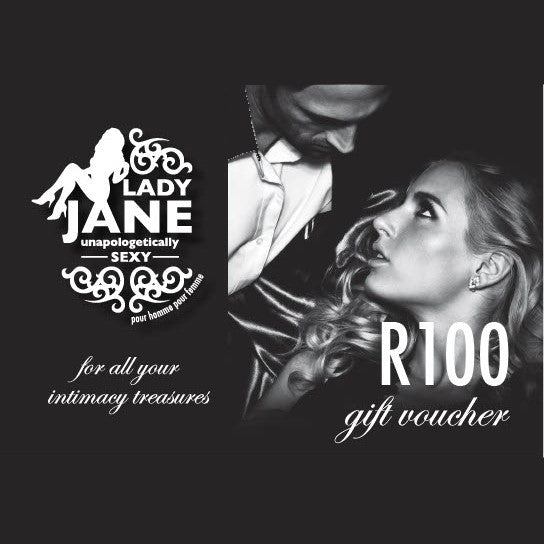 R100 Lady Jane Gift Voucher