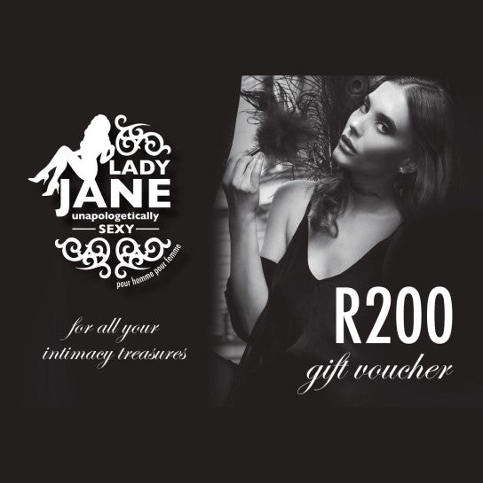 R200 Lady Jane Gift Voucher