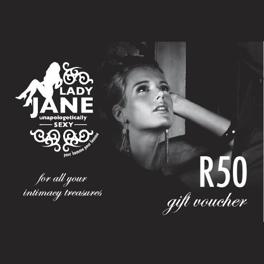 R50 Lady Jane Gift Voucher