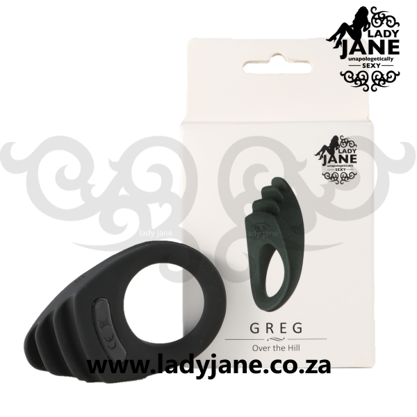 Vibrating Cock Ring Greg (USB) Explore: male blowup dolls, silicon doll for men, mensextoys, ben wa balls for men, imo penis ring, pure romance penis ring, mens stroker, toys for him, satisfyer men vibration stroker in black, male mastibator, couples penis ring, vibrating dick, srx toys for men, male mastubation toys, diy male toys, male masterbation toys