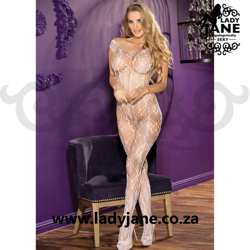 Bodystockings White