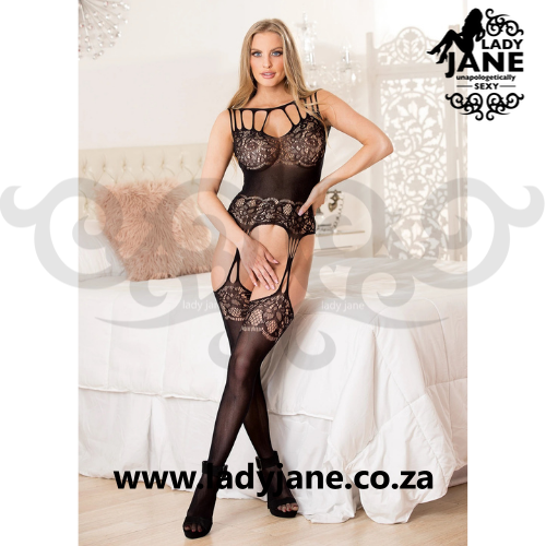 Bodystockings Black Lace