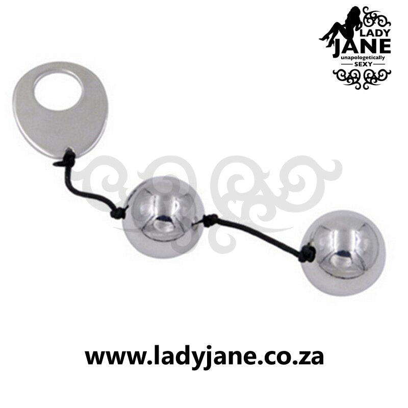 Heavy Metal Love Balls - Kegel Balls