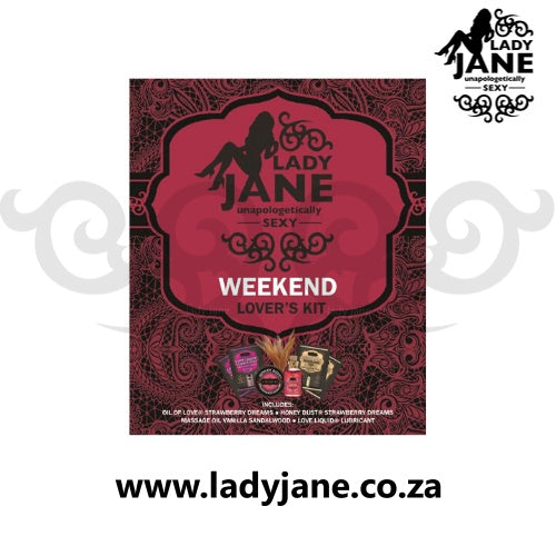 Lady Jane Strawberry Weekend Kit