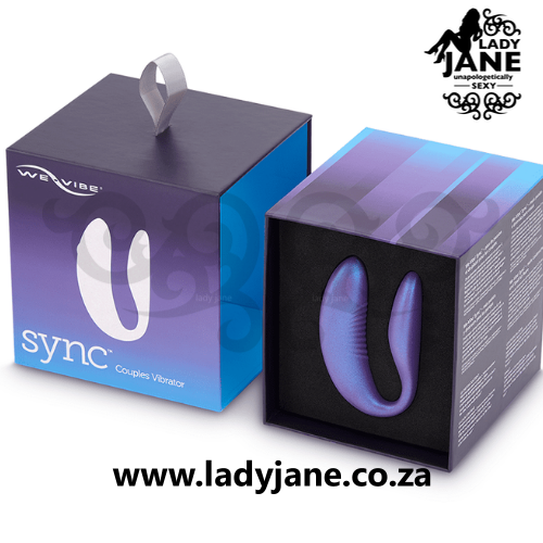 We-Vibe Vibrator Sync | Purple