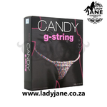 Candy Edible Female G String