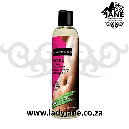 Intimate Organics Massage Oil - Pepper/Grapefruit (120ml) Explore: tea tree oil massage, warm oil massage, 24 hour sex shop, body massage oil for mens, coconut oil massage, massage oil woolworths, raindrop oils, french lavender massage oil, adult boutiques, elemis massage oil, water soluble massage oil, himalaya body oil, rosemary massage, japanese cherry blossom massage oil