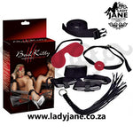Bondage Set Bad Kitty  - Stirrup 8 Piece