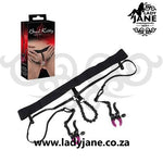 Labia Clamps Bad Kitty - Pearl String