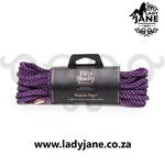 Fifty Shades of Grey Rope Want to Play - Purple