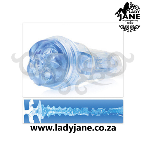 Masturbator Fleshlight Turbo Thrust Blue Ice
