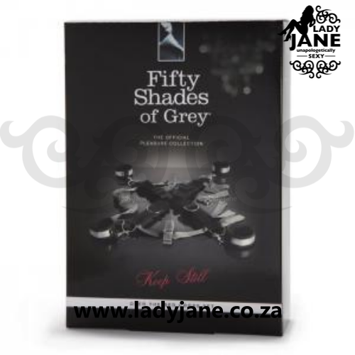 Fifty Shades of Grey Bondage Bed Restraints Over The Bed Keep Still