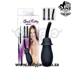 Anal Douche  Kit Bad Kitty - 3 Pack