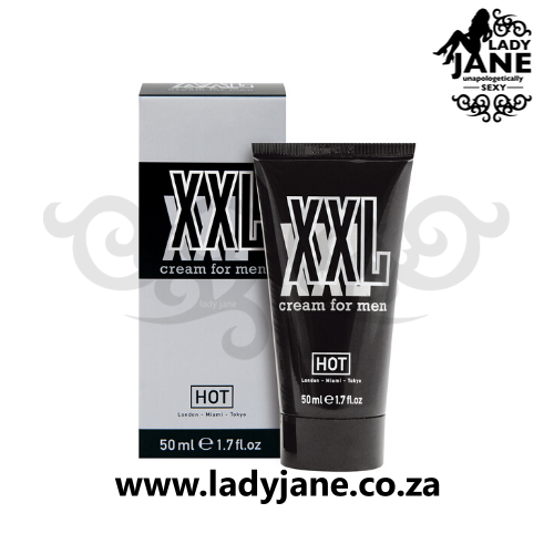 Penis Enlarging Cream Hot XXL Creme (50ml)