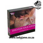 Moodz Discover Your Lover Board Game