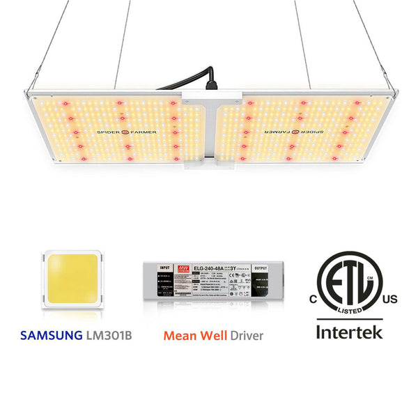 Spider Farmer old version LED grow light. SF1000/SF2000  (Only US stock) - Spider Farmer LED