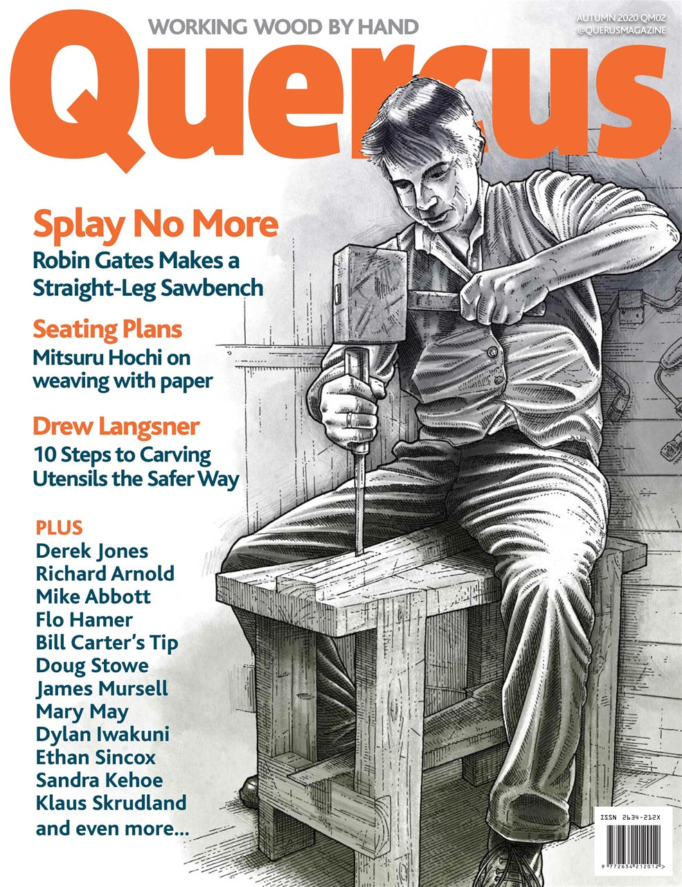 Quercus Magazine Issue 2