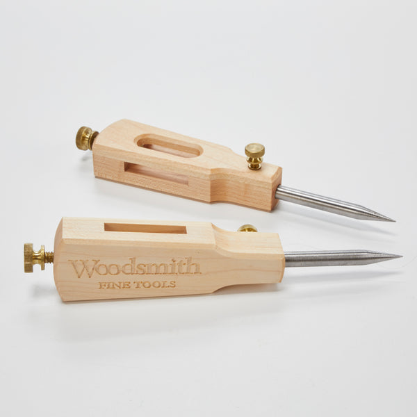 Woodsmith Fine Tools Trammel Points