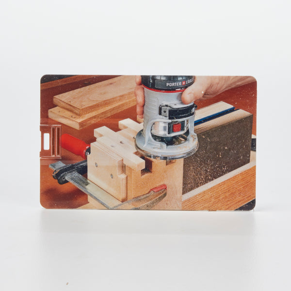 Tools & Jigs Collection USB Drive