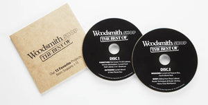 The Best of Woodsmith Shop Seasons 1-11 DVDs