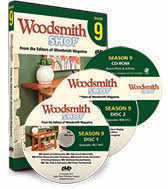 Woodsmith Shop Season 9 DVD