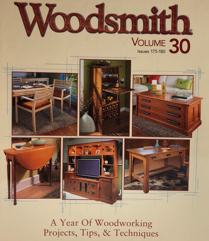 Woodsmith Bound Volume 30