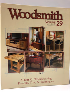 Woodsmith Bound Volume 29