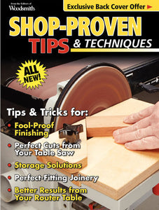 Shop-Proven Tips & Techniques