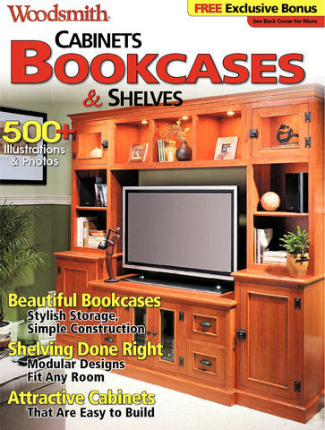 Cabinets, Bookcases & Shelves, Volume 3