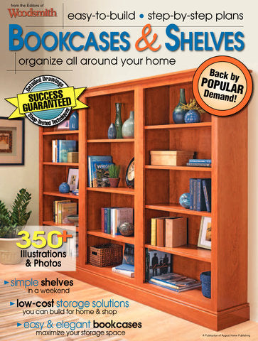 Bookcases & Shelves, Volume 1