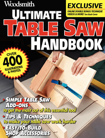 Ultimate Table Saw Handbook