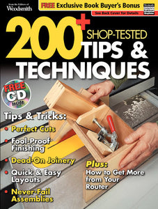 200+ Shop-Tested Tips & Techniques