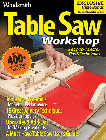 Table Saw Workshop
