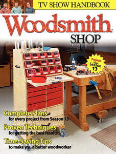 Woodsmith Shop TV Show Handbook Season 13