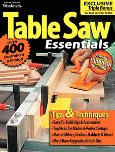 Table Saw Essentials