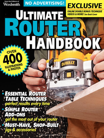 Ultimate Router Handbook