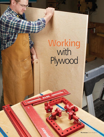 Plywood Shop Projects