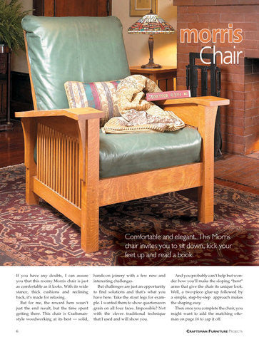 Craftsman Furniture Projects