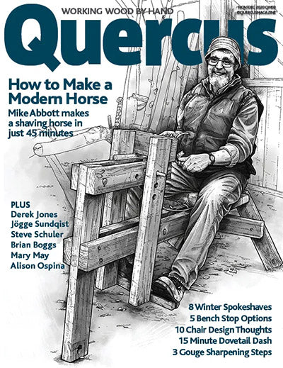 Quercus Magazine Issue 3