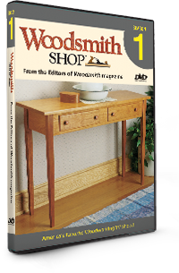 Woodsmith Shop Season 1 DVD