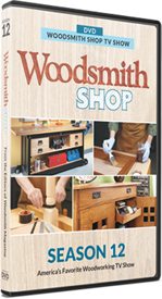 Woodsmith Shop Season 12 DVD