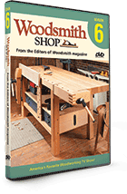 Woodsmith Shop Season 6 DVD