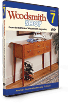 Woodsmith Shop Season 7 DVD